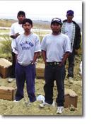 Jóvenes Centroamericanos Detenidos